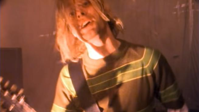 'Smells Like Teen Spirit' Crosses the 1 Billion Views Mark