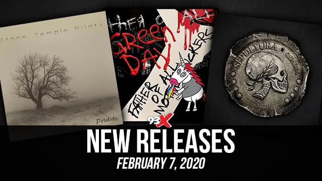 Notable New Releases – February 7, 2020