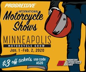 JAN 31 – FEB 2 • 2020 Progressive International Motorcycle Show