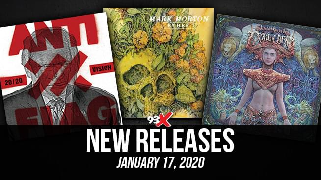 Notable New Releases – January 17, 2020