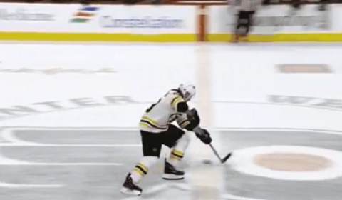 Brad Marchand Cost The Bruins A Game With Worst Penalty Shootout Ever