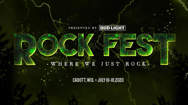 JUL 16-18 • Rock Fest