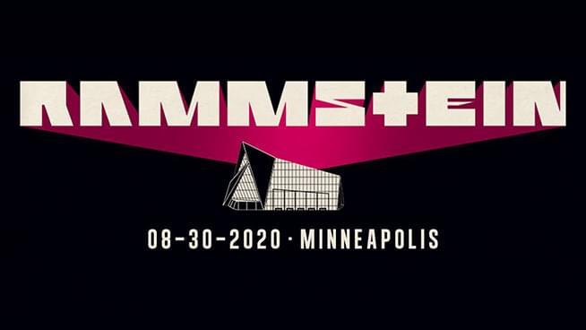 AUG 30 • Rammstein