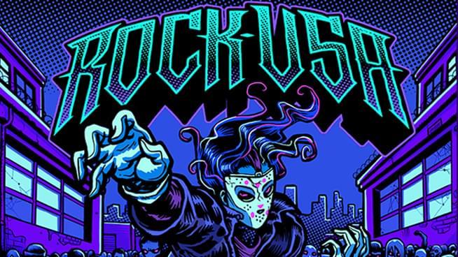 JUL 16-18 • Rock USA 2020