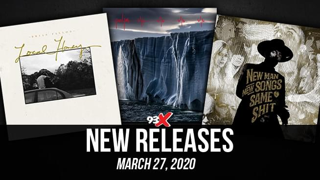 Notable New Releases – March 27, 2020