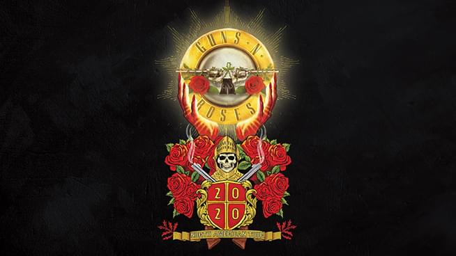 Win Guns N' Roses Tickets!