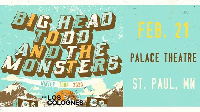FEB 21 • Big Head Todd & the Monsters