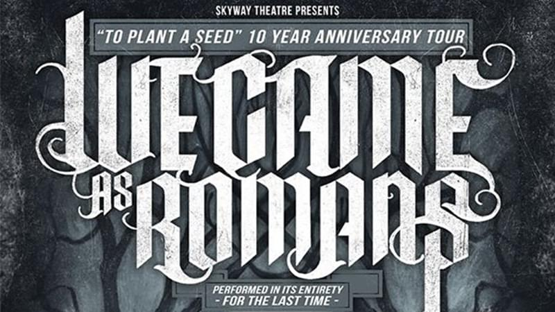 Win We Came As Romans Tickets!