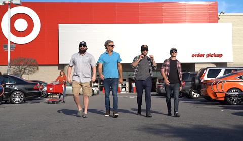 The Husbands of Target