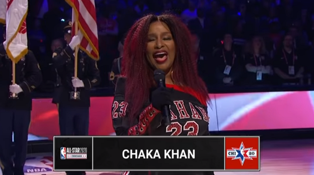 Chaka Khan Destroys American Hope with Her Version of the National Anthem