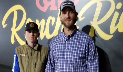 Madison Bumgarner Has Been Secretly Competing In Rodeos
