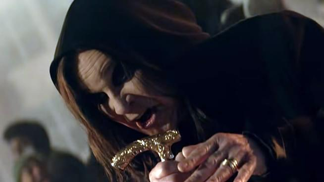 Ozzy Begins Ordinary Man Follow-Up in March