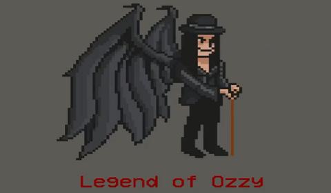 "Play Ozzy Osbourne's Video Game ""Legend of Ozzy"""