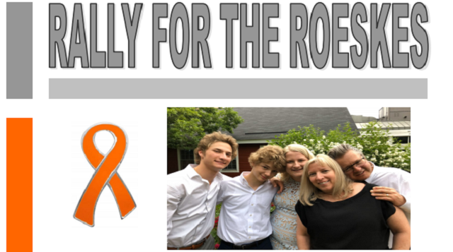 Rally for the Roeskes