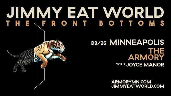 AUG 26 • Jimmy Eat World