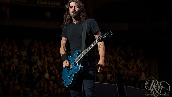 New Foo Fighters Album is Finished