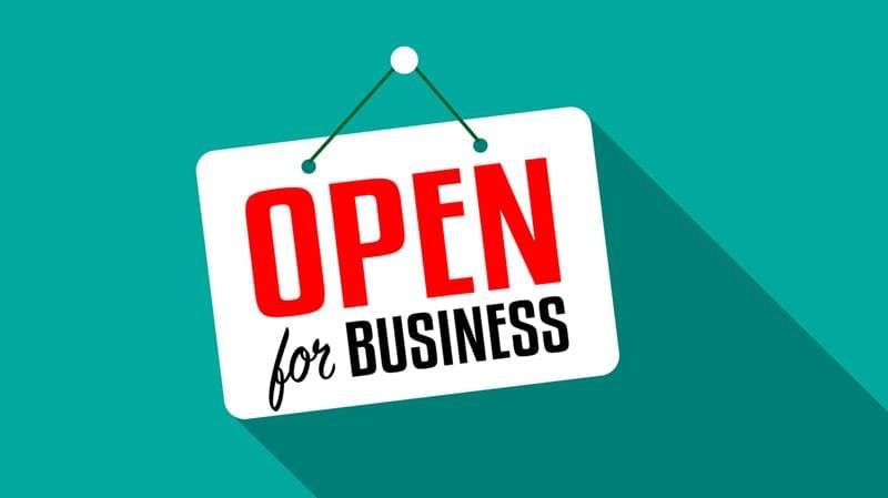 We're Open: Local Business Update