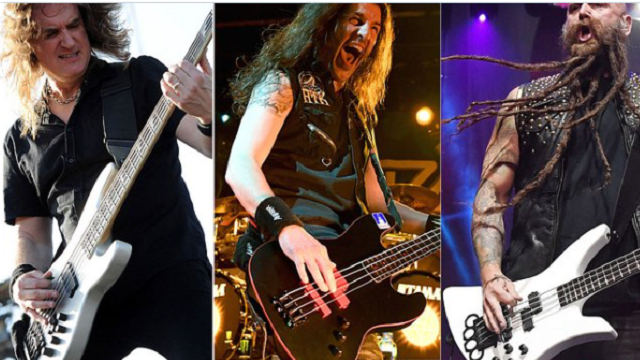 Megadeth Bassist And Friends Launch Free Leasons For Music Students