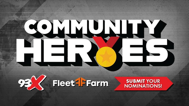 Nominate a Community Hero