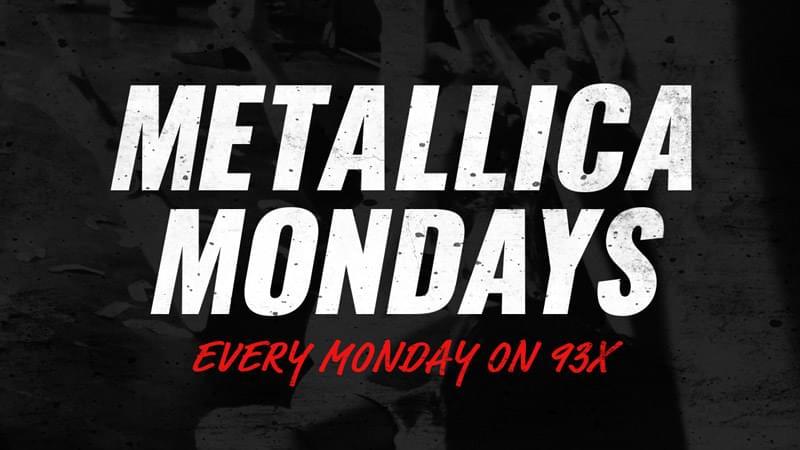 Every Monday • Metallica Monday