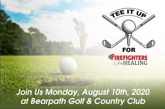 First Annual Charity Golf to Benefit First Responders and Burn Survivors