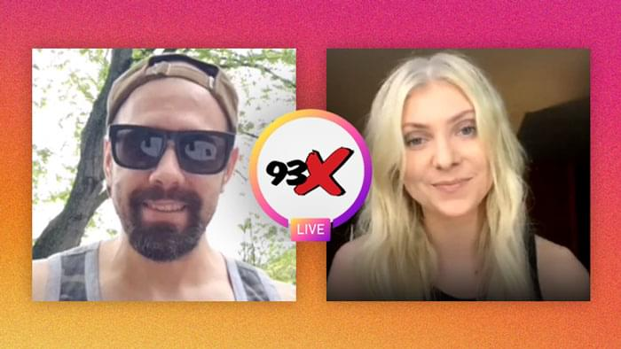 IG Live Interview with Taylor Momsen