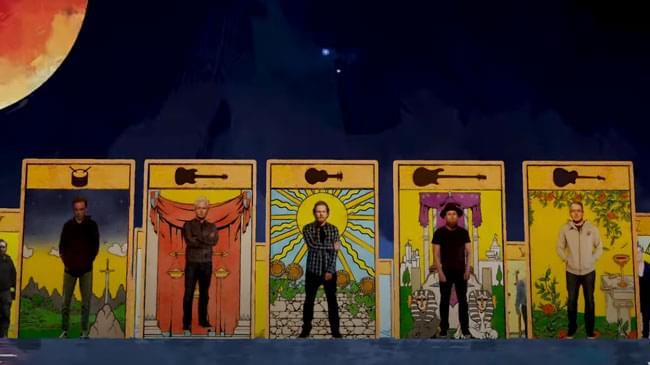 "Check Out Pearl Jam's Animated Music Video for ""Retrograde"""