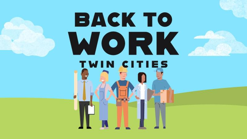 Back to Work Twin Cities