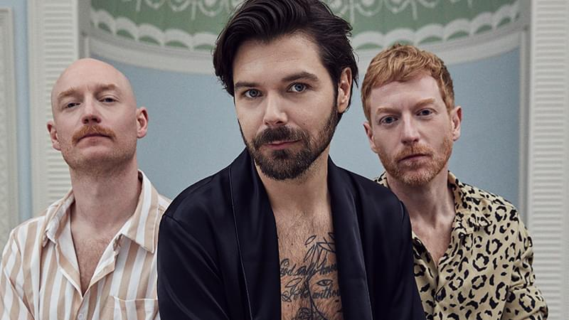 Win Biffy Clyro's New Album, A Celebration of Endings!
