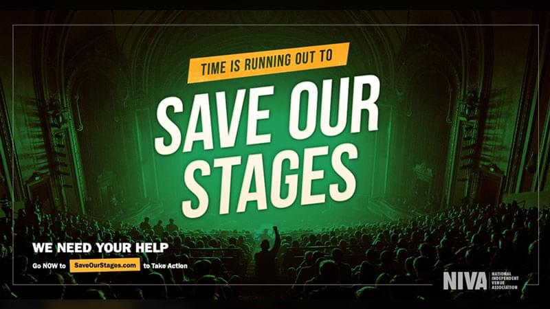 Time is Running Out to 'Save Our Stages'
