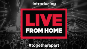Live from Home by Live Nation