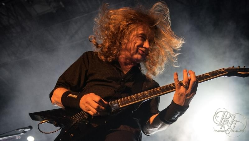 Dave Mustaine to Release Autobiography