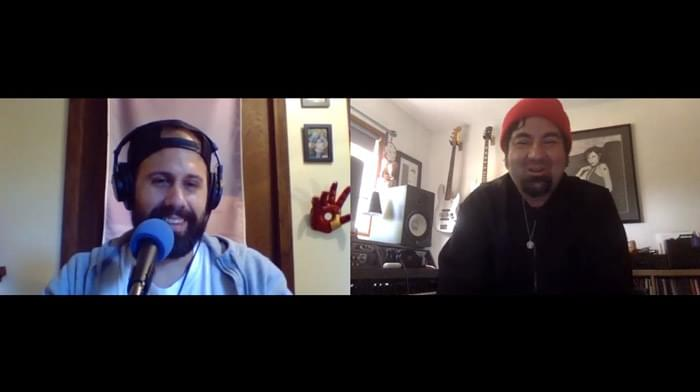 Chino Moreno of Deftones Talks New Music, Upcoming Album with Woody