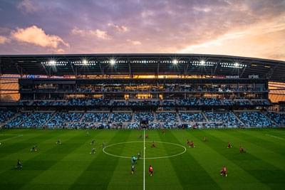 MN United vs FC Dallas (9.9.2020)