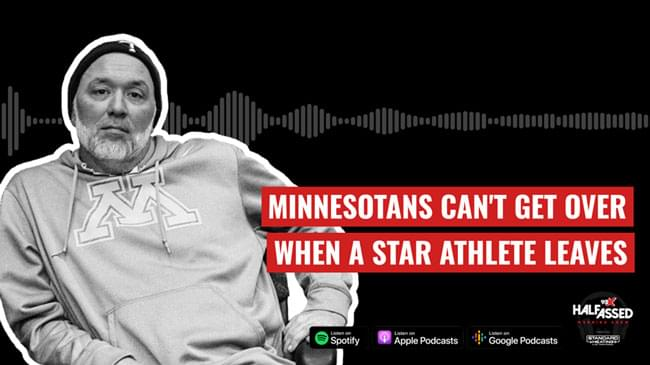 Minnesotans Can't Get Over Star Athletes Leaving