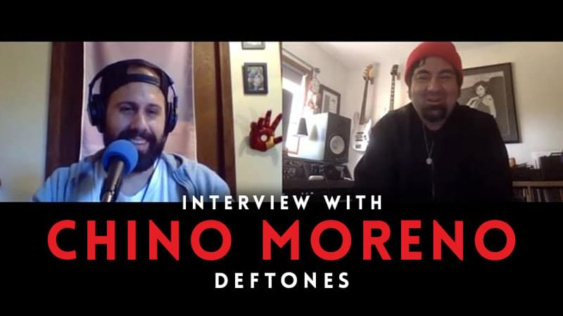 Interview with Chino Moreno of Deftones