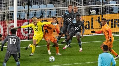 Minnesota United vs Houston Dynamo (10.18.2020)