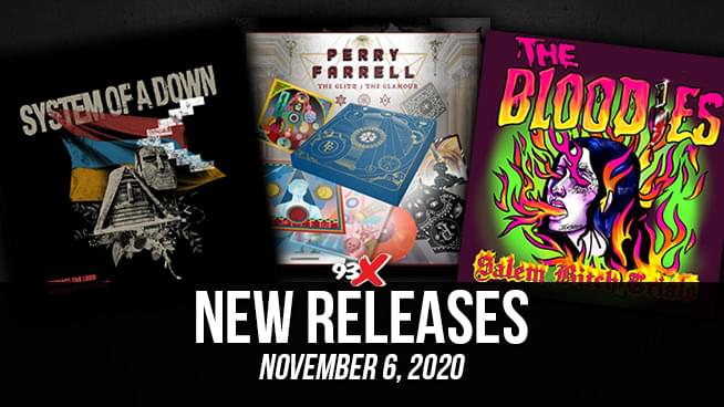 Notable New Releases – November 6, 2020