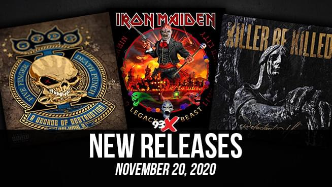 Notable New Releases – November 20, 2020