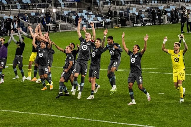 MN United vs. FC Dallas (11.8.2020)