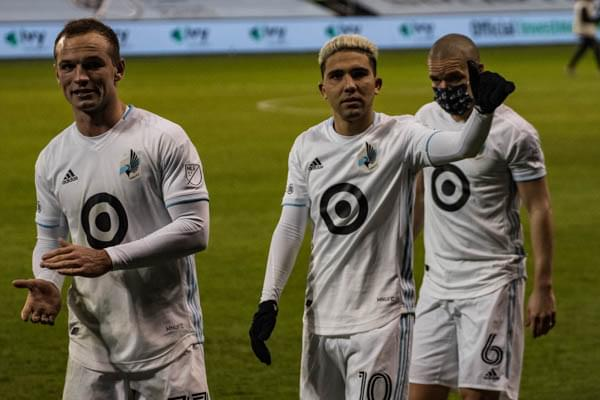 MN United vs Sporting KC (Conference Semi-Finals – Dec 2, 2020)