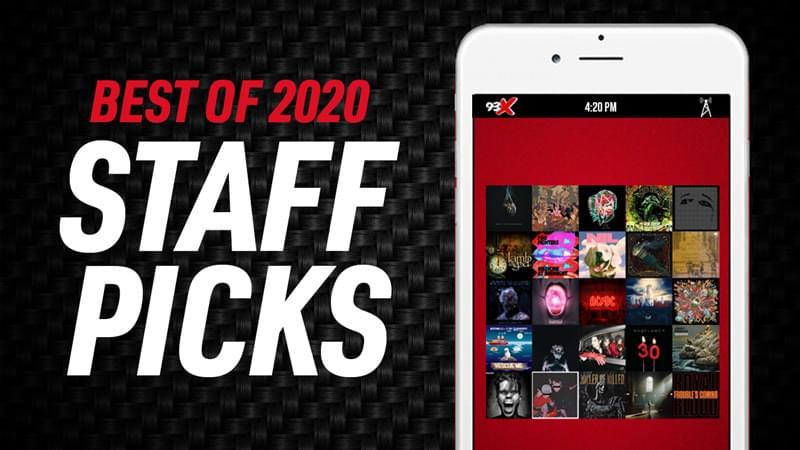 Staff Picks: Top 5 Songs of 2020