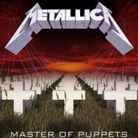 <em>Master of Puppets</em> - Metallica