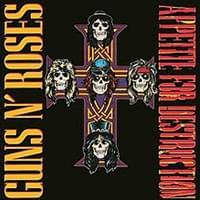 <em>Appetite for Destruction</em> - Guns N' Roses