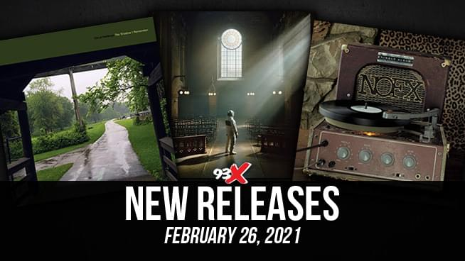 Notable New Releases – February 26, 2021