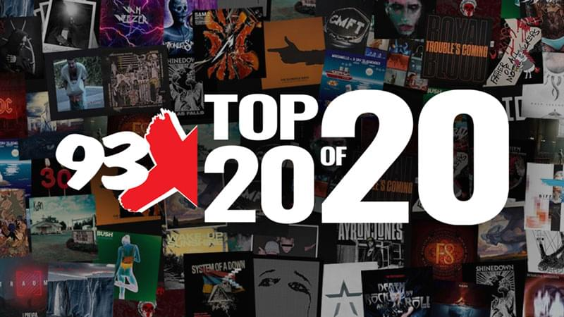 Top 20 of 2020: See The List