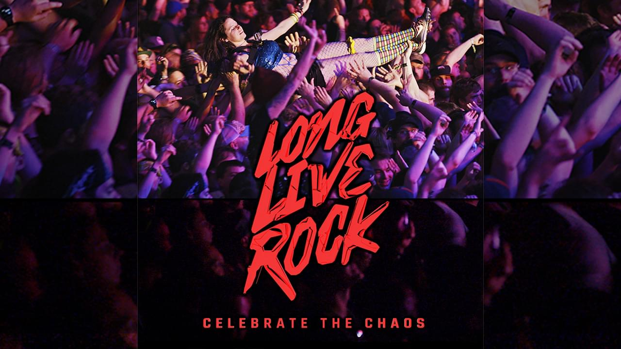 Celebrate Rock with Long Live Rock…Celebrate the Chaos Documentary