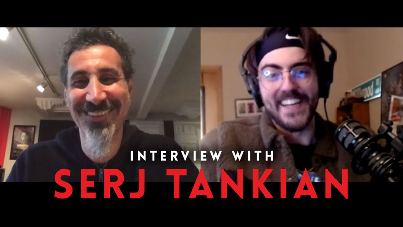 Interview with Serj Tankian