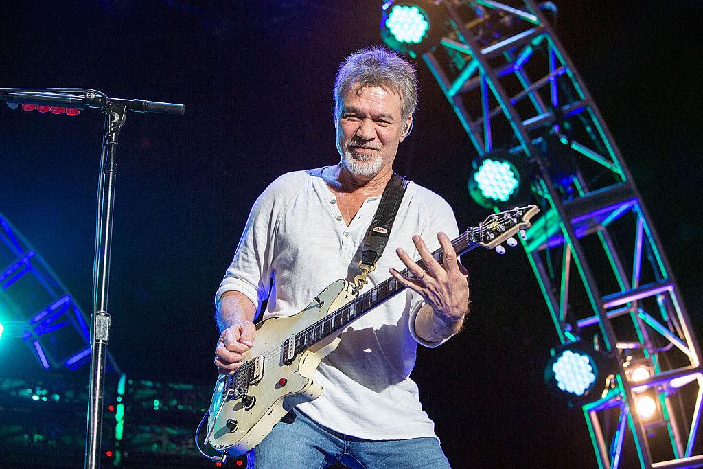 Edward Van Halen Book Receives Sneak-Peek Trailer