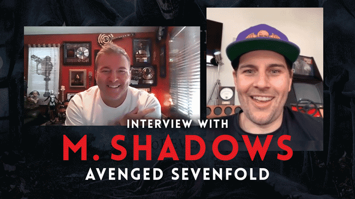 Interview with M. Shadows